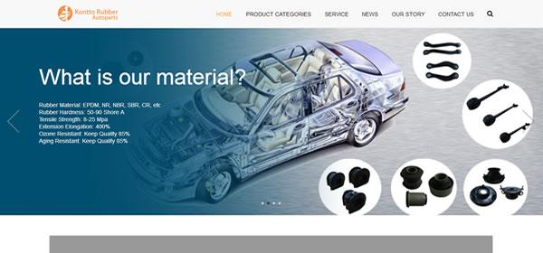 Kontto Rubber Autoparts
