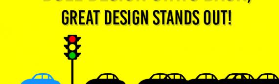 论网站重新设计的必要性–沉闷的设计一成不变,伟大的设计脱颖而出